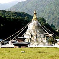 Kathmandu - Paro - Thimphu - Punakha - Wangdi Valley