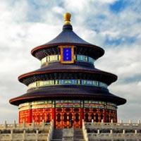 Beijing - Xi'an - Shanghai
