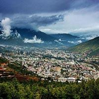 Paro - Thimphu - Gangtey - Trongsa - Bumthang - Punakha