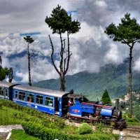 Kolkata - Gangtok - Darjeeling - Kalimpong