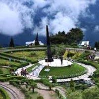 Bagdogra - Jalpaiguri - Gangtok - Nathula Pass - Darjeeling