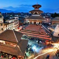 Chandrapur - Gorakhpur - Pokhara - Kathamandu - Chitwan - Gorakhpur