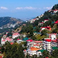 Pune - New Delhi - Shimla - Manali - Kullu - Chandigarh