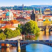 Austria - Czech Republic - Slovakia - Hungary