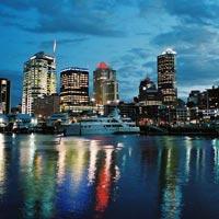 Gold Coast - Cairns - Sydney - Queenstown - Christchurch - Rotorua - Auckland