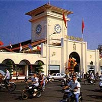 Saigon (Ho CHi Minh City) - Mekong Delta - Can Tho - Cu Chi