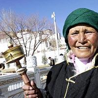 Beijing - Lhasa - Gyantse - Shigatse - Dingri -  Xian - Shanghai