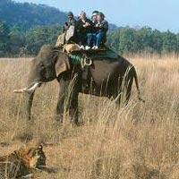 New Delhi - Mussoorie - Dehradun - Rishikesh - Haridwar - Jim Corbett - Nainital - Ranikhet - Agra
