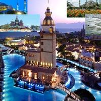 Istanbul - Cappadocia - Pamukkale - Antalya