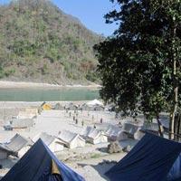 Rishikesh - Shivpuri - Kaudiyala