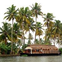 Cochin - Munnar - Thekkady - Houseboat - Kumarakom - Cochin
