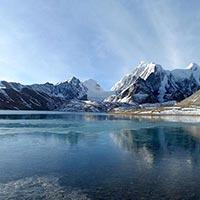 Gangtok - Lachung - Yumthang - Lachen -  Thangu - Chopta Valley - Gurudogmar Lake