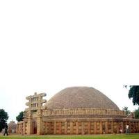 Delhi - Gwalior - Shivpuri - Orchha - Pachmarhi - Bhopal - Sanchi