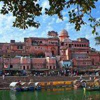Jhansi - Orchha - Khajuraho - Chitrakoot - Satna