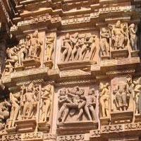Jhansi - Orchha - Khajuraho - Chhatarpur - Kalinjar - Chitrakoot - Bhopal - Bhojpur - Sanchi - Bhimbetka