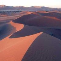 Windhoek - Namib Naukluft Park - Sossusvlei - Sesriem - Canyon - Spreetshoogte - Windhoek
