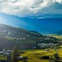 Paro - Thimphu