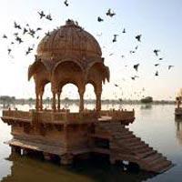 Jaipur - Pushkar - Bikaner - Fatehpur - Shekhawati - Jaisalmer - Ajmer - Jodhpur - Udaipur