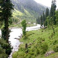 Srinagar - Mughal Gardens - Pahalgam - Gulmarg