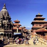 Chandrapur - Gorakhpur - Pokhara - Kathamandu - Chitwan