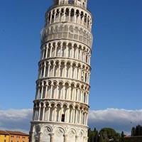 Rome - Pisa - Florence - Verona - Venice