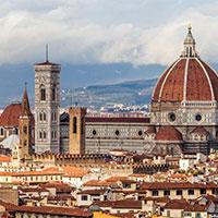 Rome - Florance -  San Gimignano Parma - Bologna - Venice