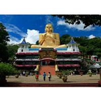 Pinnawala - Dambulla - Matale - Kandy - Peradeniya - Ramboda - Negombo