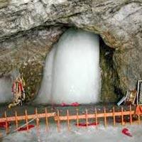 Amritsar - Patnitop - Baltal - Amarnath Gufa - Srinagar -  Gulmarg Sonamarg - Jammu - Katra