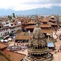 Gorakhpur - Sunauli - Pokhara - Kathmandu - Lumbini - Ayodhya - kashi - Prayag - Chitrakoot -