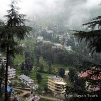 Pathankot - Dalhousie - Dharamshala - Kangra - Dharamshala - Pathankot