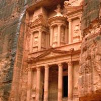 Cairo - Luxor - Amman - Petra