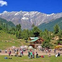 Amritsar - Dalhousie - Dharamshala - Manali - Shimla - Chandigarh