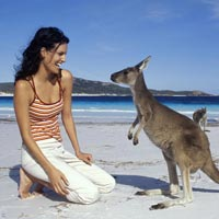 Sydney - Cairns - Brisbane - Gold Coast - Tangalooma - Melbourne