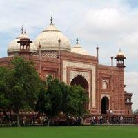 Delhi - Agra - Mathura - Vrindavan -  Jaipur