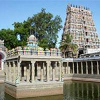 Tiruchi - Thirumeyyam - Thirukostiyur - Thiruppullani - Madurai - Koodalalagar Koil( Madurai) - Thiruthangal - Sreevilliputhur - Tirunelveli - Nava Thirupathigal - Thirukkurungudi - Vanamamalai - Madurai - Thirumohoor - Alagar Koil - Meenakshi Amman Koil - Srirangam - Thiruchandur.