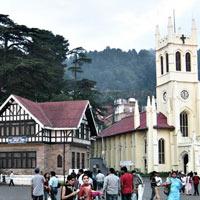 Delhi - Shimla - Kalka