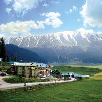 Srinagar - Gulmarg - Pahalgam - Patnitop - Katra