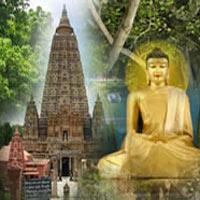 Delhi - Gaya - Bodhgaya - Rajgir - Nalanda - Patna - Vaishali - Kushinagar - Lumbini - Saravasti - Varanasi