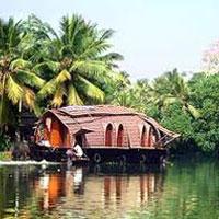 Munnar - Thekkady - Allepay - Kovalam - Trivandrum