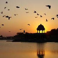 New Delhi - Agra - Fatehpur Sikri - Jaipur - Samode - Pushkar - Kota - Chittaurgarh - Udaipur - Dungerpur - Mount Abu - Rohetgarh - Jodhpur - Jaislmer - Khuri - Kheechan - Bikaner - Deshnoke