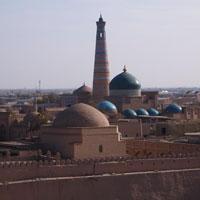 Tashkent - Samarkand - Shahrisabz - Bukhara - Khiva - Tashkent