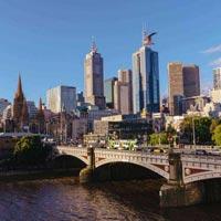 Adelaide - Melbourne - Sydney