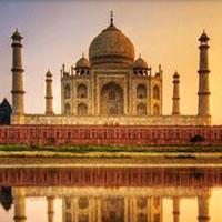 New Delhi - Jaipur - Mandwa - Bikaner - Jaisalmer - Jodhpur - Mr. Abu - Udiapur - Chittaurghar - Kota - Sawai Mahopur - Agra