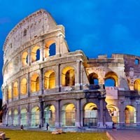 Rome - Pisa - Padua - Innsbruck - Switzerland - Paris