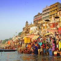 Delhi - Rajasthan - Agra - Varanasi