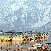 New Delhi - Jammu - Srinagar - Patnitop - Dal Lake - Sonmarg - Gulmarg - Pahalgam