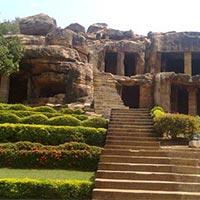 Bhubaneswar - Puri - Konark - Chilika - Gopalpur - Rayagada - Jeypore - Jagdalpur - Kanker - Raipur