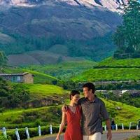 Munnar - Thekkady - Alleppey - Kovalam - Trivandrum