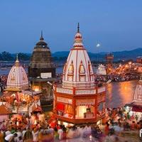 Haridwar - Rishikesh - Mussoorie