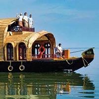Guruvayur -  Thrissur - Munnar - Thekkady - Alleppey - Kovalam - Trivandrum